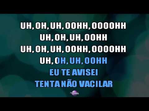 VINGANÇA Karaoke  - Luan Santana & Mc Kekel