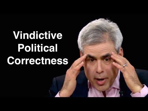 "The  ""Stunning Fragility"" & Vindictive Political Correctness of Today's Students - Jonathan Haidt"