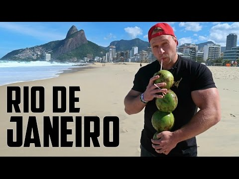 Furious World Tour | Rio De Janeiro, Brazil - Best Restaurants , Favelas, Olympics, Beaches and More