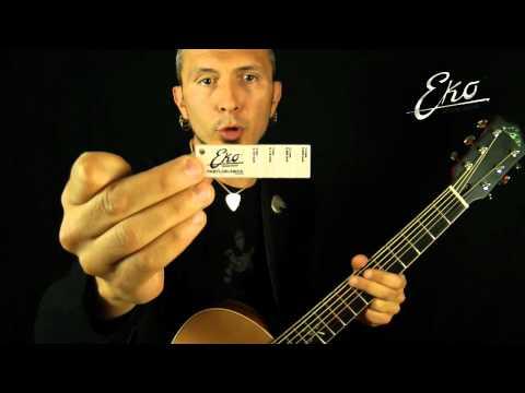 ACTION per chitarra - cosa cambia nel suono - Massimo Varini