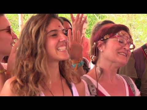 Opening the European house in Auroville's International Zone