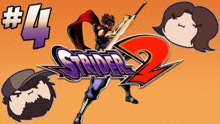 Strider 2: The Laws of Aerodyamics - PART 4 - Game Grumps