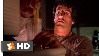 Rocky (4/10) Movie CLIP - Breakfast of Champions (1976) HD