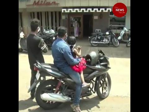 Video Of Child Calling For Her Nurse Mother In Belagavi Goes Viral