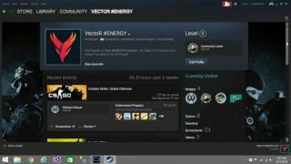 How to change Steam Profile Background