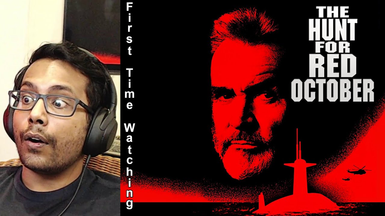 The Hunt for Red October (1990) Reaction & Review! FIRST TIME WATCHING!!