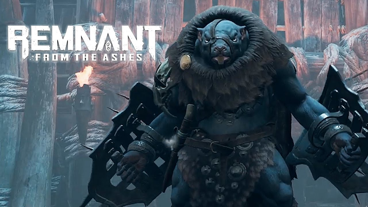 Remnant from the ashes mods