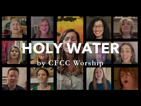 Holy Water (Cover) by CFCC Worship
