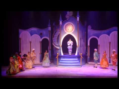 סינדרלה 2012 המחזמר המלא עם בר רפאלי