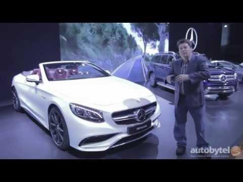 Top 5 Luxury Vehicles @ LA Auto Show 2015