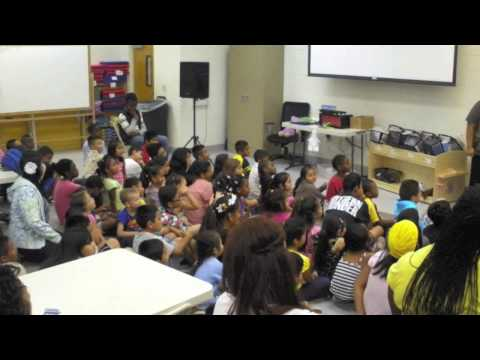 AFLC's Kids In Motion Summer Camp