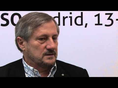 Interview with Willy Meyer - 4th European Left Congress