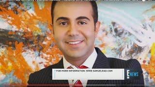 Samuel Rad Celebrity Financial Advisor Featured On E! News // Kim Kardashian Social Media Insider