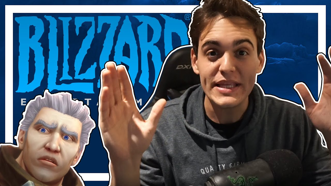 Blizzard... por qué haces esto