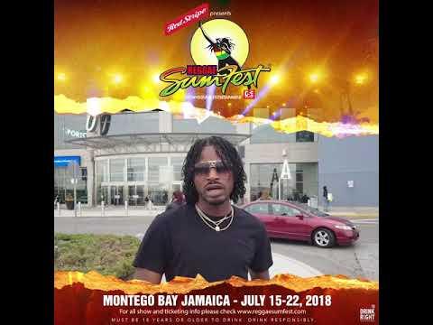 Govana Video Drop For Reggae Sumfest 2018