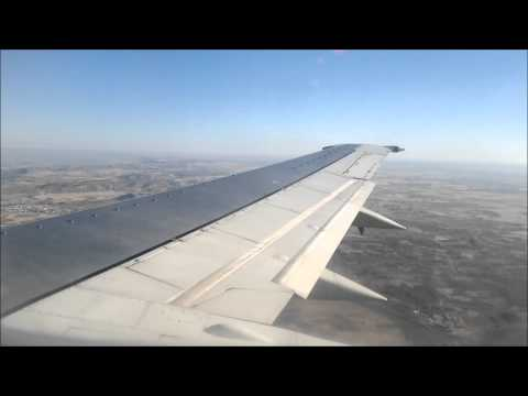 Paris to Madrid on a Europe Airpost (Air France charter) 737 classic