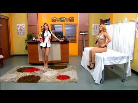 """Comedia en vivo """"Vampiras en Miami"""" en el show de Fernando Hidalgo"""