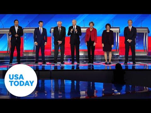 New Hampshire Democratic debate highlights   USA TODAY