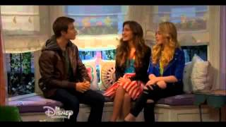 girl meets world   riley and lucas scenes season 1 episode 13
