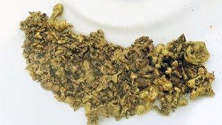 Я думаю! Вот такое золото, можно найти на любой речке!?