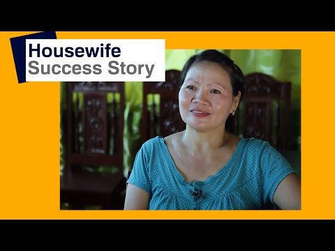 Entrepreneurship : A Success Story of a Housewife Entrepreneur | PinoyHowTo