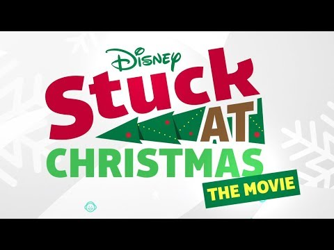 Stuck at Christmas The Movie Tease 🎄  Stuck in the Middle  Disney Channel