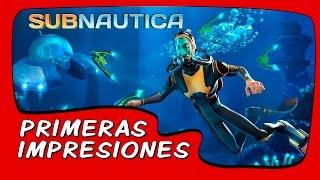 Vídeo Subnautica