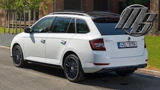 2018 Skoda Fabia Combi Monte Carlo - New Fabia Facelift | Best Car - Motorshow