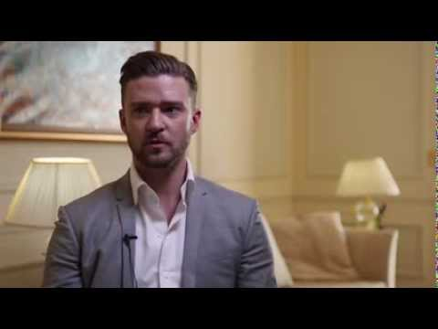 Justin Timberlake in Exculsive Interview Talking About Bieber