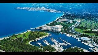 Porto Carras Grand Resort / Meliton Hotel / Neos Marmaras / Sithonia / Halkidiki /