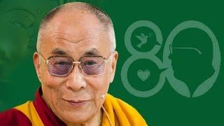 Tibetan Group Song - Gyaton Luyang for HH The Dalai Lama 80th …