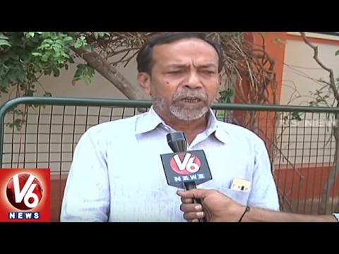 TRS Govt Focus On Development Of Khammam Fort | Special Story | V6 News