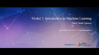 Module 1- Introduction to Machine Learning