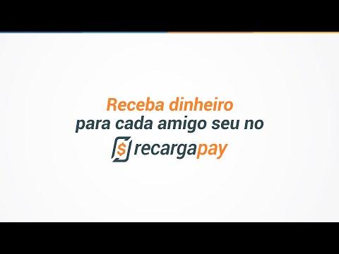 RecargaPay - Indique amigos e ganhe muito dinheiro!