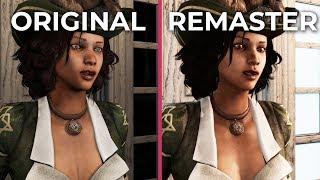 Assassin's Creed Liberation – PC Original vs. Remaster Graphics Comparison & Frame Rate Test