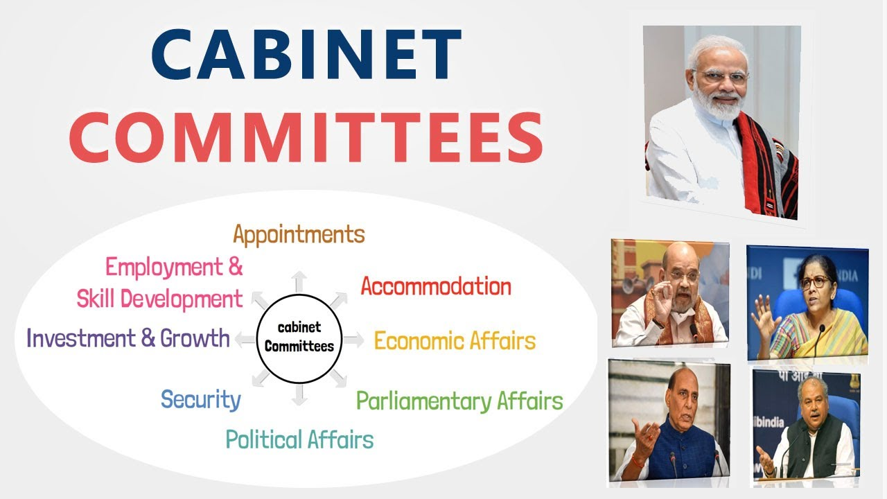 Cabinet Committees In India | Structure and Working Explained | Hindi