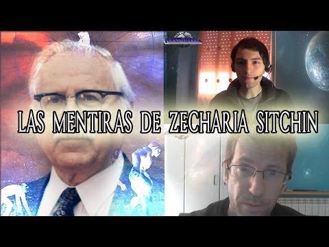 Las mentiras de Zecharia Sitchin sobre los Anunnaki con David Parcerisa