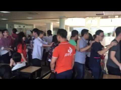 Giao lưu ĐH FPT với học sinh Chuyên Thái Bình & Chuyên Nguyễn Trãi