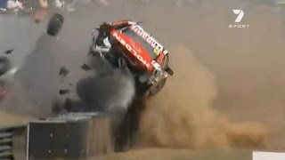 Top 30 V8 Supercar Crashes of the Last Decade by Yearly Top Threes NO MUSIC