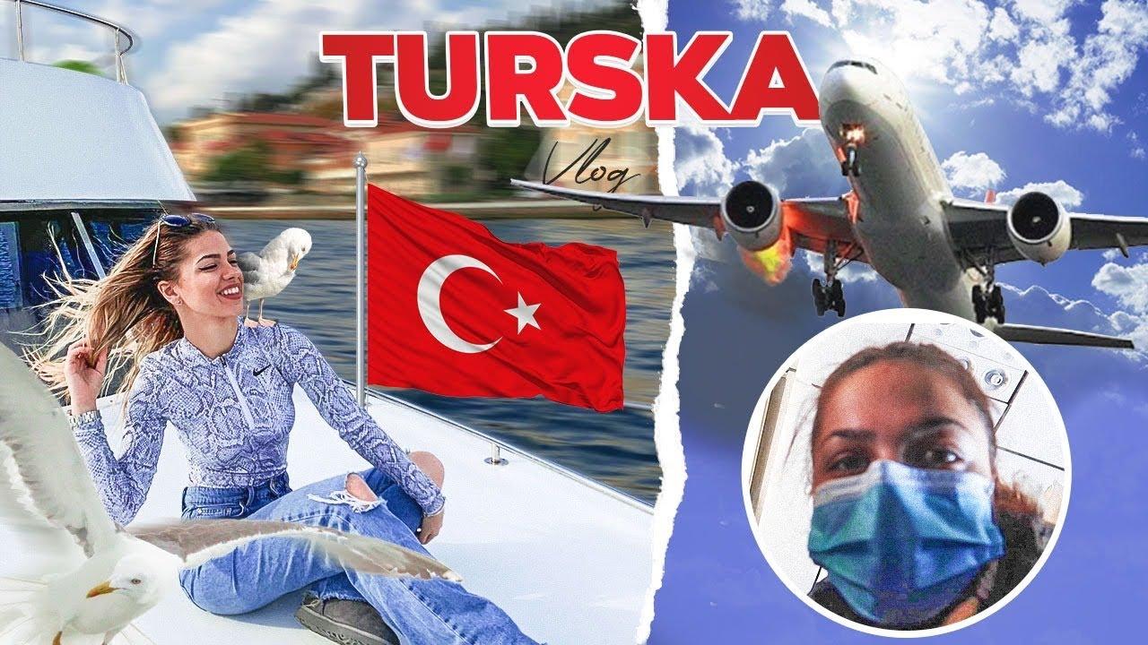POKVARIO NAM SE AVION - VLOG TURSKA *poludeli*
