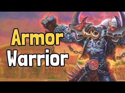 Armor Warrior Decksperiment - Hearthstone