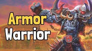 Heavy Metal! - Armor Warrior Decksperiment - Hearthstone