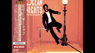 BILLY OCEAN - Nights(Feel like getting down) (1981)