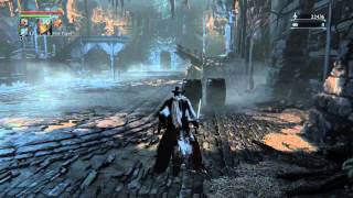 Bloodborne Expert Walkthrough #11: Witch of Hemwick Defeated!