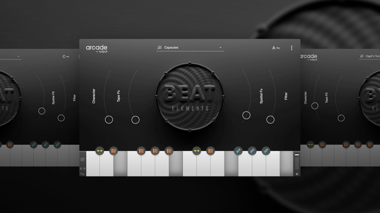 Output Arcade - Beat Elements WAV - Free - MacDownload