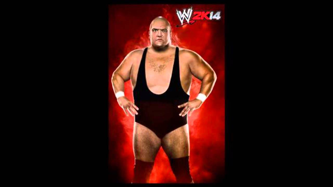 "king kong bundy's wwe 2k14 theme song - ""walking condominium"" - wwe"