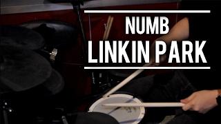 Numb - Drum Cover - Linkin Park...