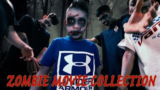 ZOMBIE MOVIE COLLECTION | 3 SHORT ZOMBIE MOVIES | D&D SQUAD