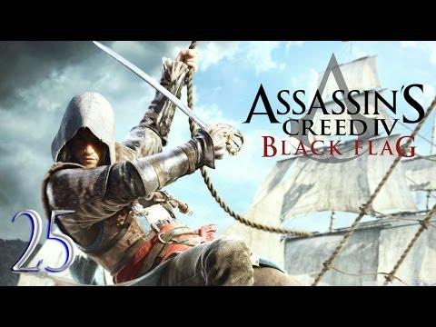 Assassin's Creed IV: Black Flag #25 [PS3] - Legendarny Statek Widmo - Vertez Let's Play / Zagrajmy w