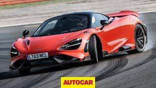 McLaren 765LT review | Almost a Senna? | Autocar